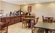 Econo Lodge Inn & Suites Amenities - Breakfast Area