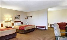 Econo Lodge Inn & Suites Room - Two Bed Queen Suite Non Smoking