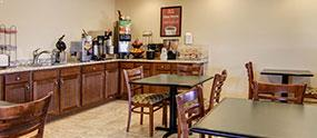 Free Complimentary Breakfast at Econo Lodge Inn & Suites, Santa Rosa